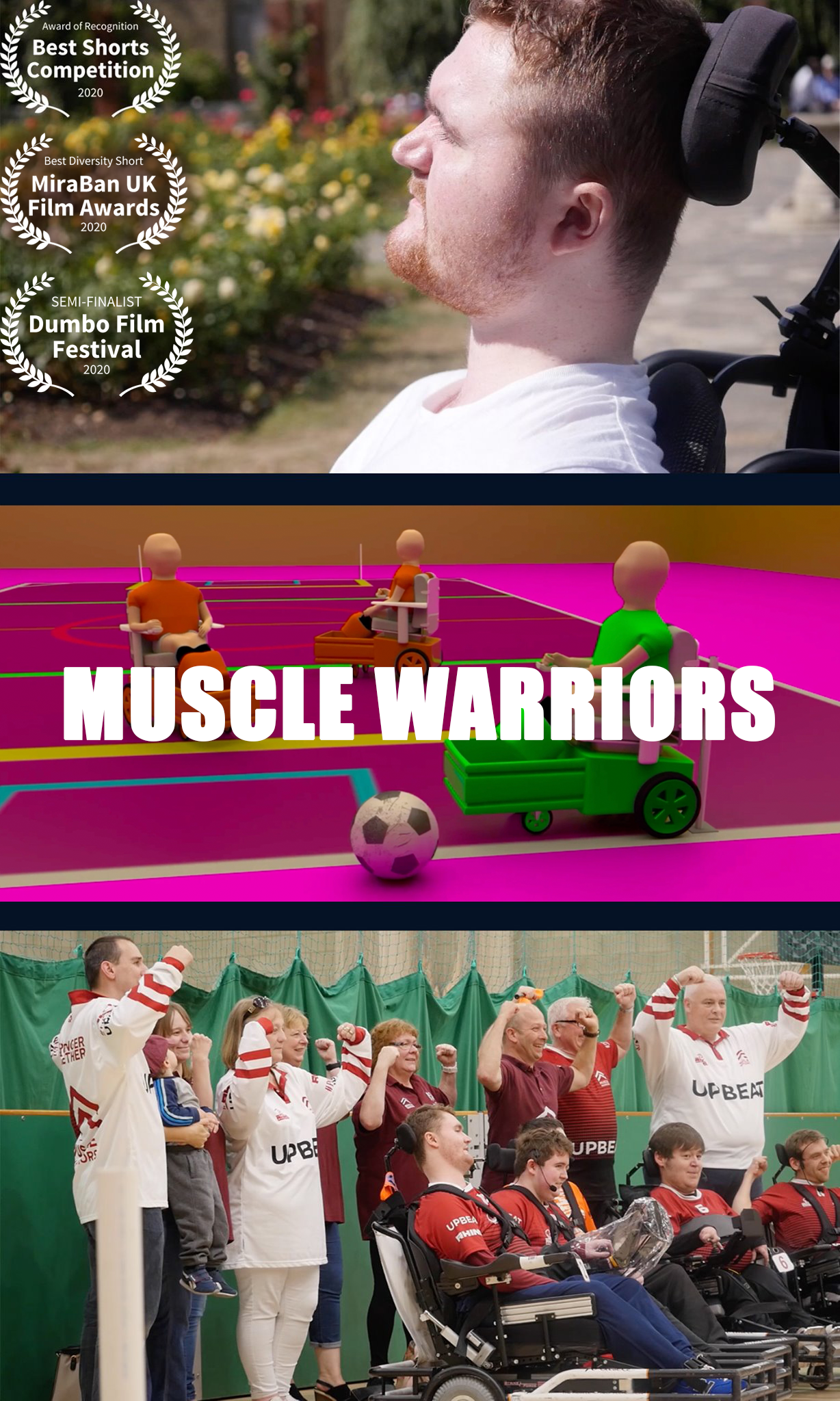 Muscle Warriors 3